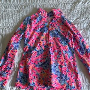 Lilly Pulitzer pullover (small)